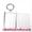 Продам Заготовка Брелок акриловый Прямоугольный #1079801