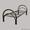 Кровати металлические одноярусные,  кровати металлические с ДСП спинками,  дёшево #1479372