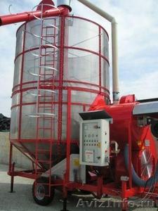 Мобильная зерносушилка Fratelli Super 200 - Изображение #1, Объявление #628905