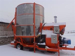 Мобильная зерносушилка Agrex PRT 200 ME - Изображение #1, Объявление #636257