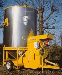 Мобильные зерносушилки MECMAR STR 13   - Изображение #1, Объявление #686210