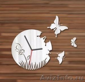 Зеркальные часы - Изображение #2, Объявление #1082601