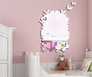 Декоративное зеркало в интерьере - Изображение #1, Объявление #1082620