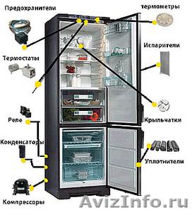 Ремонт холодильников на дому! - Изображение #1, Объявление #1373204