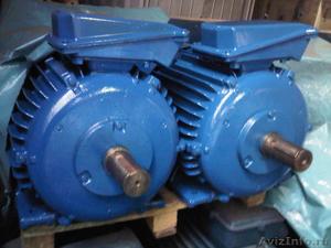 Электродвигатель    75кВт      750  4АМН280S8У3 - Изображение #1, Объявление #1624282