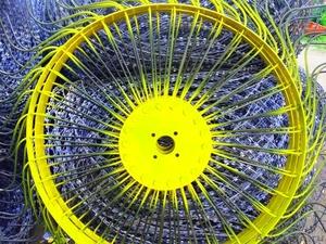 Грабли ворошилки валковые ГВВ - 6.1 (со средним колесом) - Изображение #2, Объявление #1636051