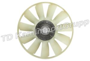 Вентилятор с вязкостной муфтой в сб.КАМАЗ-6520 дв.Cummins ISLe400 d750 мм - Изображение #1, Объявление #1659192