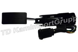 Педаль электронная подвесная для дв. Евро-4 (WM 542 135099) Kongsberg - Изображение #1, Объявление #1658509