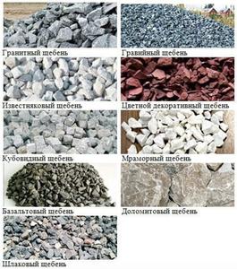 Продажа с доставкой сыпучих материалов щебень, песок, гравий, отсев, камень - Изображение #2, Объявление #1149180