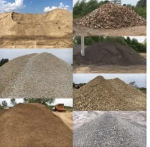 Продажа с доставкой сыпучих материалов щебень, песок, гравий, отсев, камень - Изображение #3, Объявление #1149180
