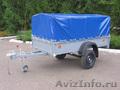 Продаю прицеп для легкового автомобиля САЗ 82993-01