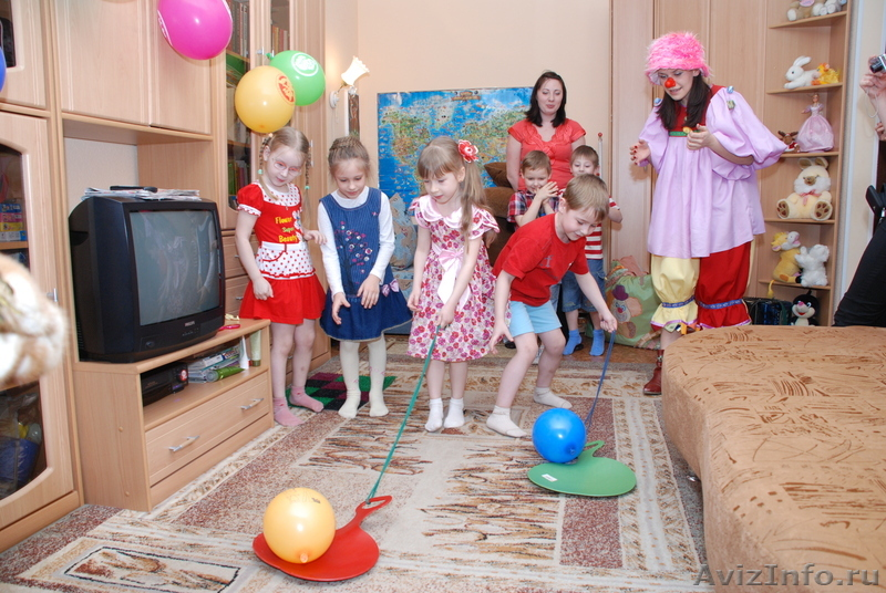 Детский праздник конкурсы развлечения