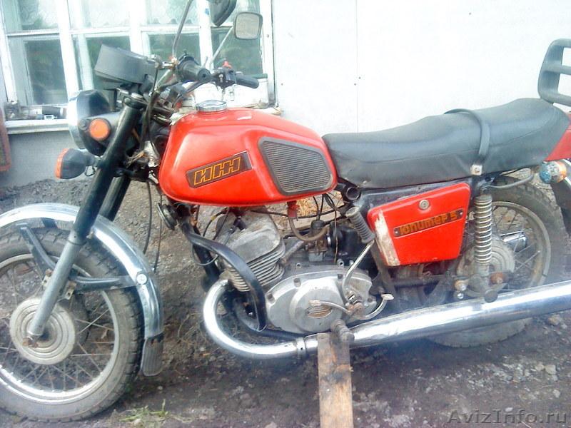 Объявления - Мотоциклы Россия. юпитер 5 мотоцикл - Изображение #1, Объявление #318868