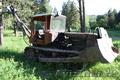 Трактор ДТ 75 для погрузки круглого леса