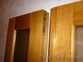 Дверь двустворчатую межкомнатную из массива сосны с коробкой и фурнитурой