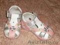 Продам сандали детские для девочки