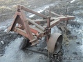 Трактор МТЗ-50, прицеп, плуг