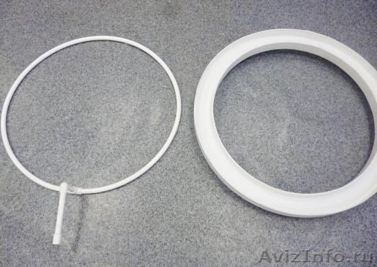 Кольцо для мыльных пузырей своими руками