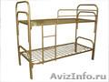 кровати металлические для пансионата, кровати армейские, кровати для лагеря - Изображение #6, Объявление #900101