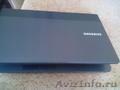 Продам ноутбук samsung куплен меньше года назад