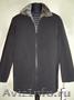 Новая зимняя куртка (внутри овчина),  58 р