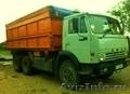 Услуги КАМАЗ 55102 колхозник