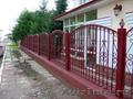 Забор кованый в Кемерово