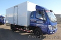 Грузовой фургон Foton 5 тонн