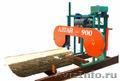Ленточные пилы и деревообрабатывающее оборудование