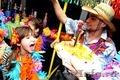 Гавайская вечеринка на день рождения!