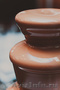 Шоколадный фонтан и фонтан для напитков на Выпускной Вечер
