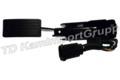 Педаль электронная подвесная для дв. Евро-4 (WM 542 135099) Kongsberg
